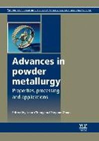[해외]Advances in Powder Metallurgy