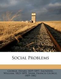 [해외]Social Problems (Paperback)