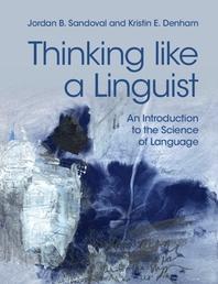 [해외]Thinking Like a Linguist