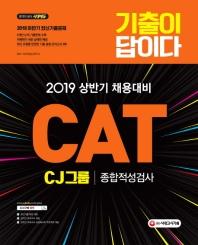 CAT CJ그룹 종합적성검사(2019)