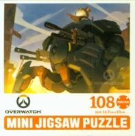 오버워치 직소퍼즐 108pcs: 레킹볼
