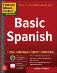 [해외]Practice Makes Perfect Basic Spanish, Second Edition