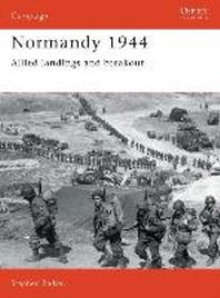 [해외]Normandy 1944 (Paperback)