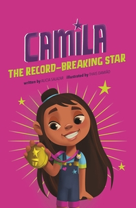 [해외]Camila the Record-Breaking Star (Paperback)