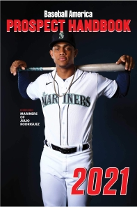 Baseball America 2021 Prospect Handbook