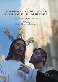 [해외]New Directions for Catholic Social and Political Research (Paperback)