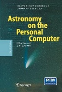 Astronomy on the Personal Computer [With CDROM]