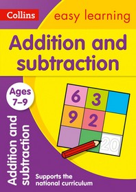 [해외]Collins Easy Learning Age 7-11 -- Addition and Subtraction Ages 7-9