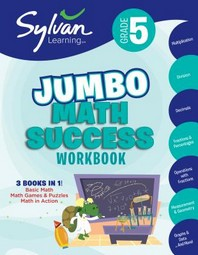 [해외]5th Grade Jumbo Math Success Workbook