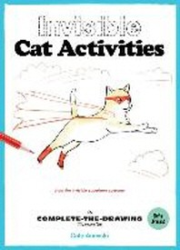 [해외]Invisible Cat Activities (Paperback)