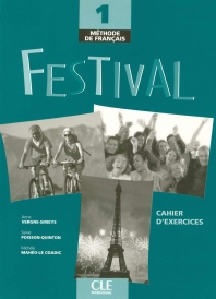 Festival 1 : Cahier d'Exercices + CD Audio