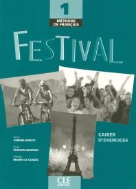 Festival 1 : Cahier d'Exercices + CD Audio