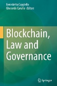 [해외]Blockchain, Law and Governance