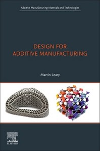 [해외]Design for Additive Manufacturing