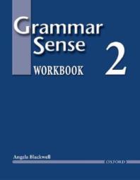 Grammar Sense 2 W/B