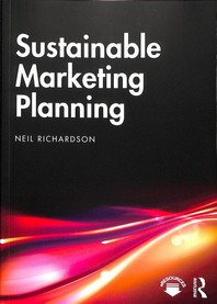 [해외]Sustainable Marketing Planning