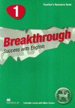 BREAKTHROUGH. 1 (TEACHERS RESOURCE BOOK)(CD1장포함)