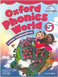 Oxford Phonics World. 5