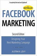[해외]Facebook Marketing (Paperback)