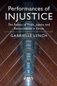 [해외]Performances of Injustice (Hardcover)