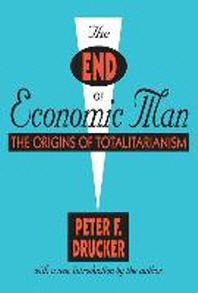 [해외]The End of Economic Man (Paperback)