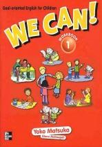WE CAN WORK BOOK. 1(CD1장포함)