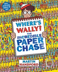 Where's Wally? The Incredible Paper Chase. 7