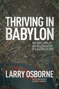 [해외]Thriving in Babylon (Paperback)