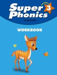 Super Phonics(슈퍼 파닉스). 3(WB)(2판)