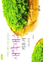 새싹 채소 키우기