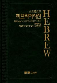 스트롱코드 히브리어사전(개역개정판 4판)
