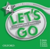 [보유]Let's Go 4 (Audio CD)