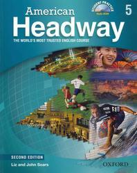 AMERICAN HEADWAY STUDENT BOOK. 5(SECOND EDITION)(CD1장포함)
