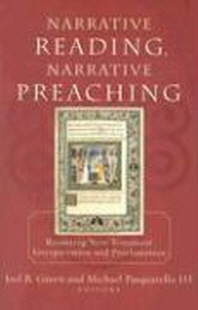 [해외]Narrative Reading, Narrative Preaching (Paperback)