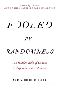 [보유]Fooled by Randomness ( Incerto #1 )