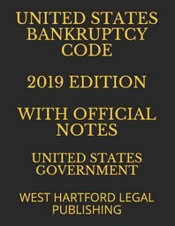 [해외]United States Bankruptcy Code 2019 Edition with Official Notes