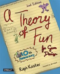 [해외]A Theory of Fun for Game Design (Paperback)