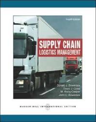 Supply Chain Logistics Management, 4/E