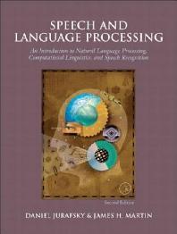 [해외]Speech and Language Processing