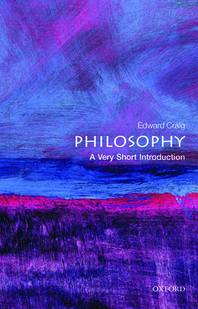 [보유]Philosophy: A Very Short Introduction(Very Short Introductions)