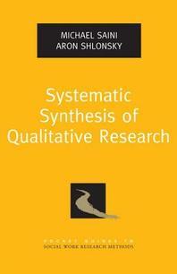 [해외]Systematic Synthesis of Qualitative Research