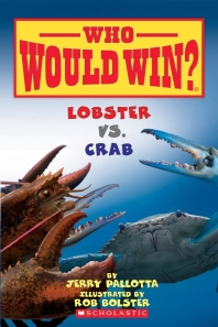 [해외]Lobster vs. Crab (Who Would Win?), Volume 13