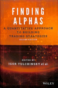 [해외]Finding Alphas (Hardcover)