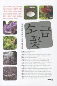 소금꽃(송파시문학동인 시집 6)