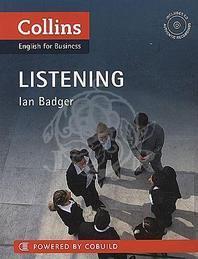 LISTENING(CD1장포함)(ENGLISH FOR BUSINESS