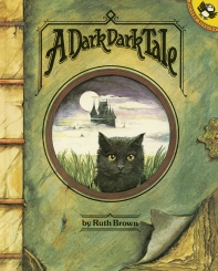 A Dark, Dark Tale ( Picture Puffin Books )
