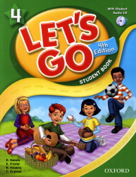 Let's Go. 4 Student Book(with CD)