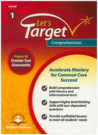 Let's Target Comprehension Level. 1