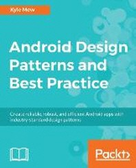 [해외]Android Design Patterns and Best Practice (Paperback)
