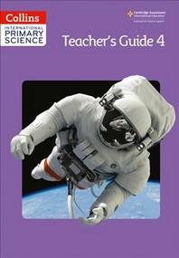 [해외]Collins International Primary Science - Teacher's Guide 4 (Paperback)
